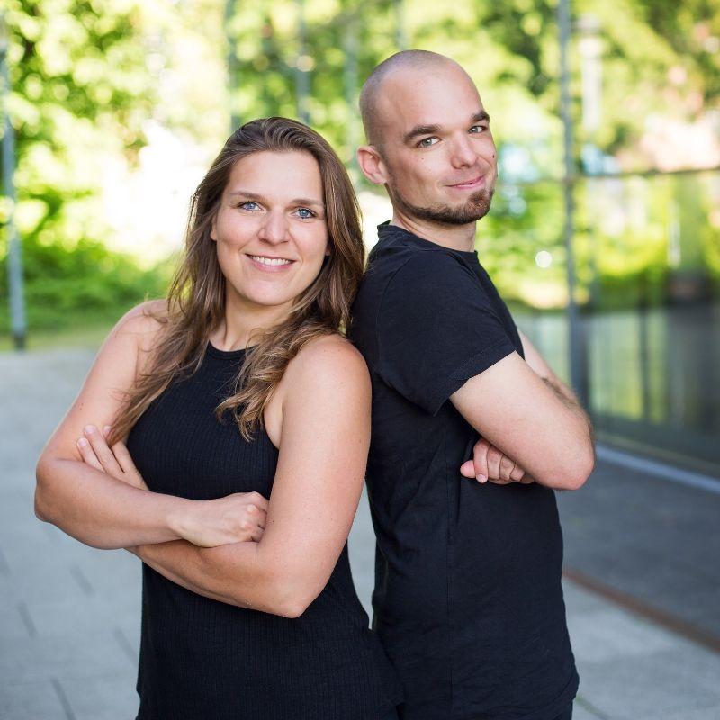 Diane und Johannes von Coralaxy
